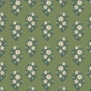 Edelweiss green
