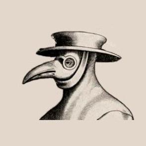 Smaller Plague Doctor Masks