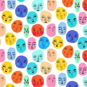 Mood Faces Original - Small