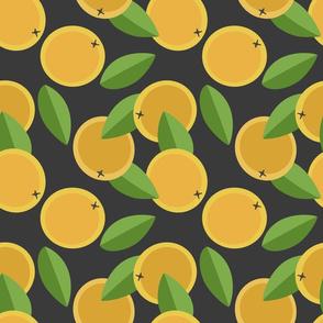 Simply oranges