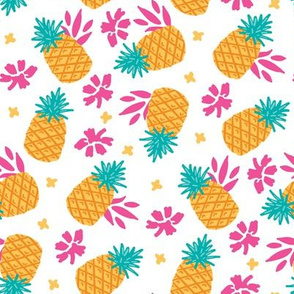 Tropical Pineapple Summer