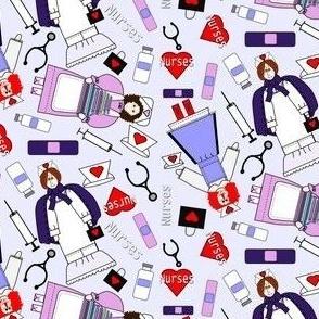 Nurses Fabric 2 New