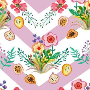 Wildflowers & Fruit Lavender