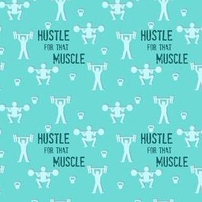 Hustle - smaller scale