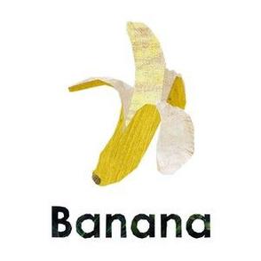 """Banana - 6"""" Panel"""