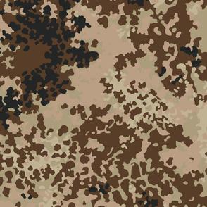 Flecktarn Desert Experimental 001