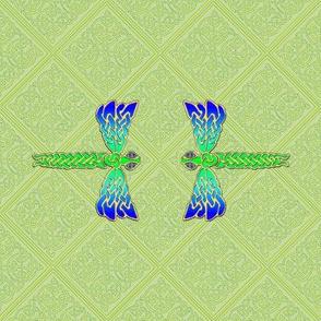 Dragonfly tile 3