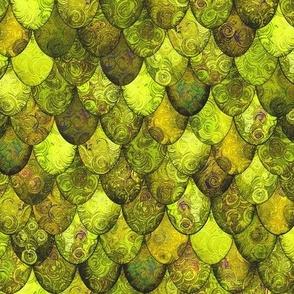 Yellow-green dragon bile brights by Su_G_©SuSchaefer