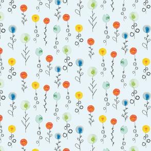 Flowering meadow_light blue_large