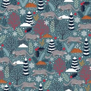 Maximum Snow Leopard