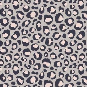 Snow Leopard Print (Coordinate)