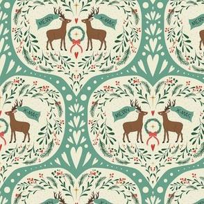 Merry Christmas, Deer!
