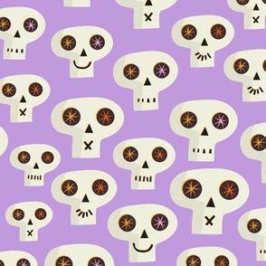 Skull regular scale Lilac