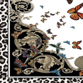 Fabulous Butterfly Panel 97cm