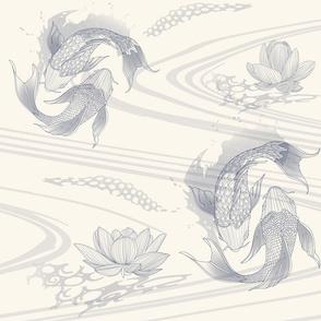 Koi Pond - Flow 2