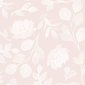 Best Blush and White Polka Dot