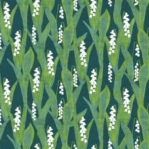 Small Scale - lily of the valley