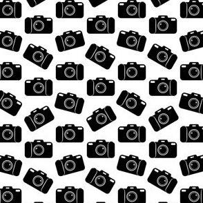 Camera Icons Pattern (Mini Scale)