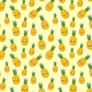 Pineapples (Smaller Scale)