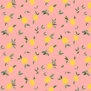 Pink Lemons