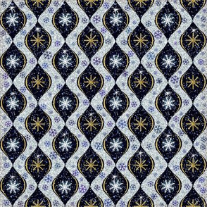 """8"""" Glitter Look Ogee 