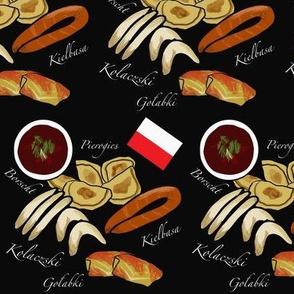 Polish Food Black Mini