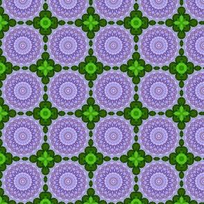 Lavender Hydrangea Pinwheels 5357