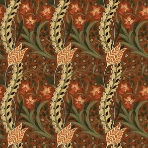 William Morris ~ Daffodil ~ Indian Fall