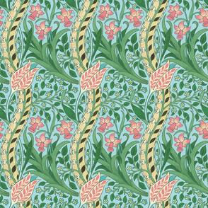 William Morris ~ Daffodil ~ March Morning