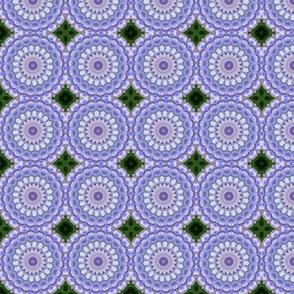 Lavender Hydrangea Pinwheels 5358