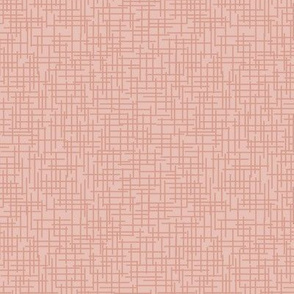 Blush Pink - Textured Solid Color