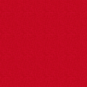 Textured Crimson / Cardinal Red Solid Color