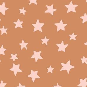 Spooky Stars (pink) - L