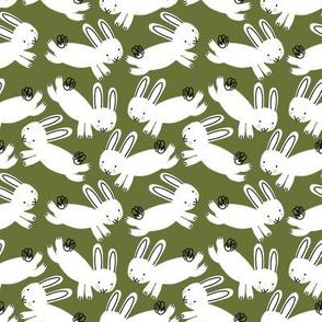 Bunnies Olive