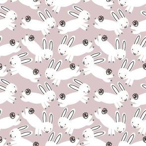 Bunnies Lilac