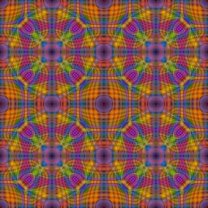 Psychedelic Plaid 3