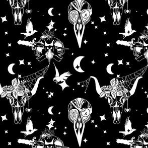 Gothic Skulls