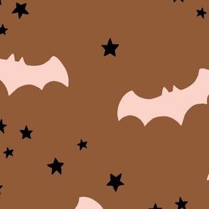 Twinkle Bats (dark) - L