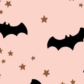 Twinkle Bats (pink) - L