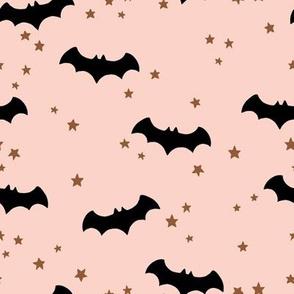 Twinkle Bats (pink) - M