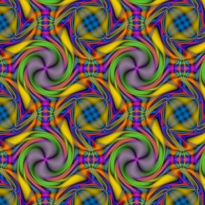 Psychedelic Pinwheels 1