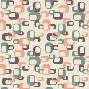 Autumn retro squares