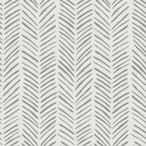 Light Grey Chevron
