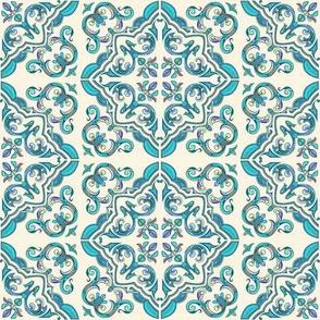 Bohemian Tiles - Vibrant Summer / Small