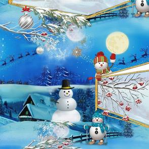 Merry Christmas Celebration Party Decor