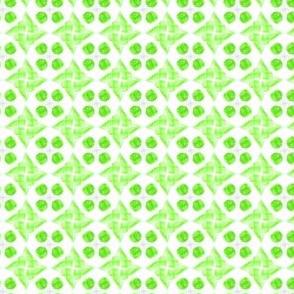 Geo Button green