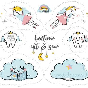 bedtime cut & sew