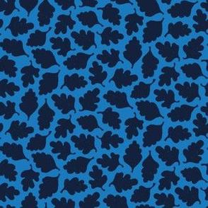 FMF Leaves [All Blue 01]