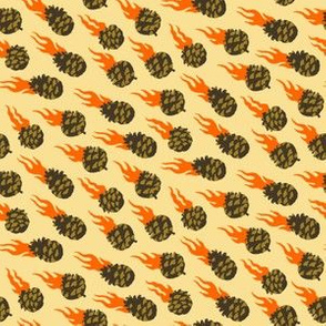 FMF Flaming Pine Cones