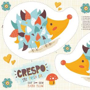 Crespo - The porcupine